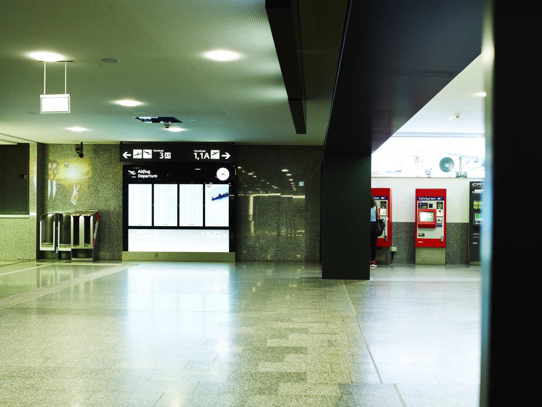 öbb Press Vienna International Airport Railway Station